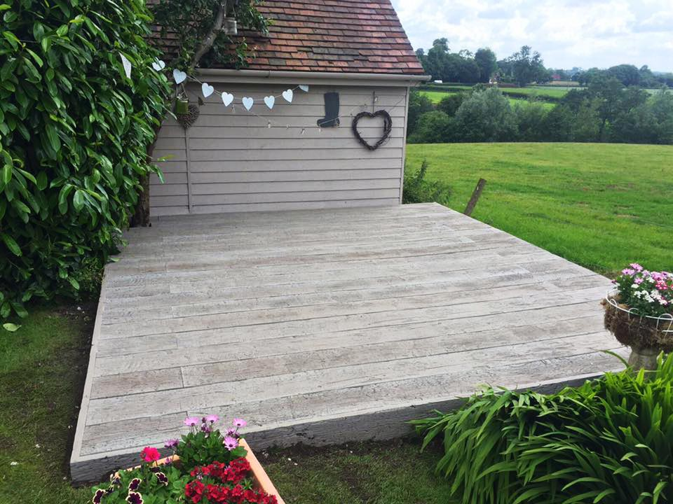 Composite Decking Installers West Midlands