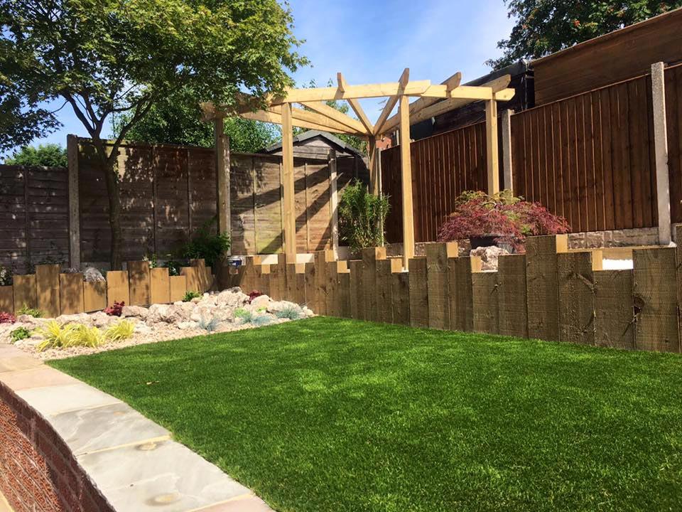 Garden Renovation in Halesowen