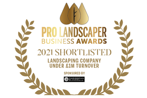 Pro Landscaper Business Awards 2021