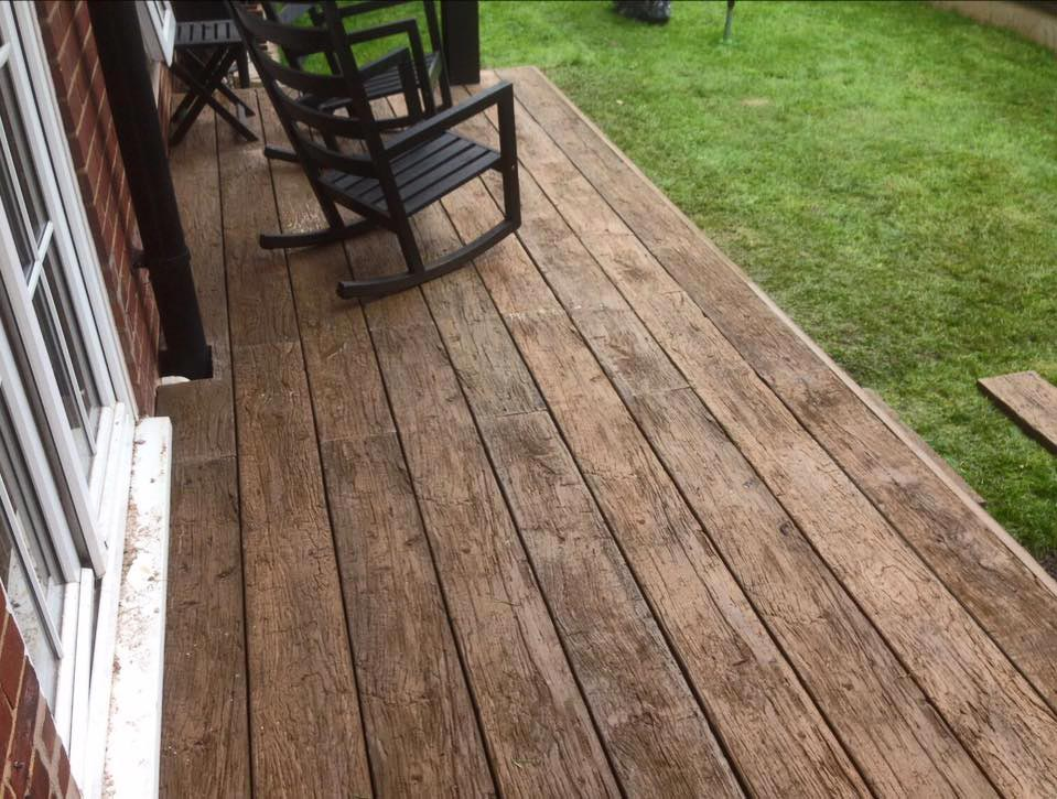 Composite Decking Installers West Midlands | Replace Timber