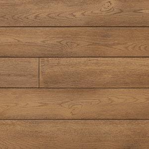 Coppered Oak Decking