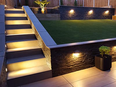 Stunning new garden project from Landscapia