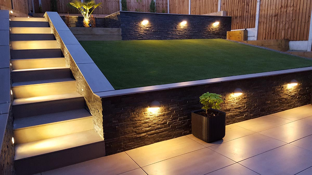 Stunning New Garden Project