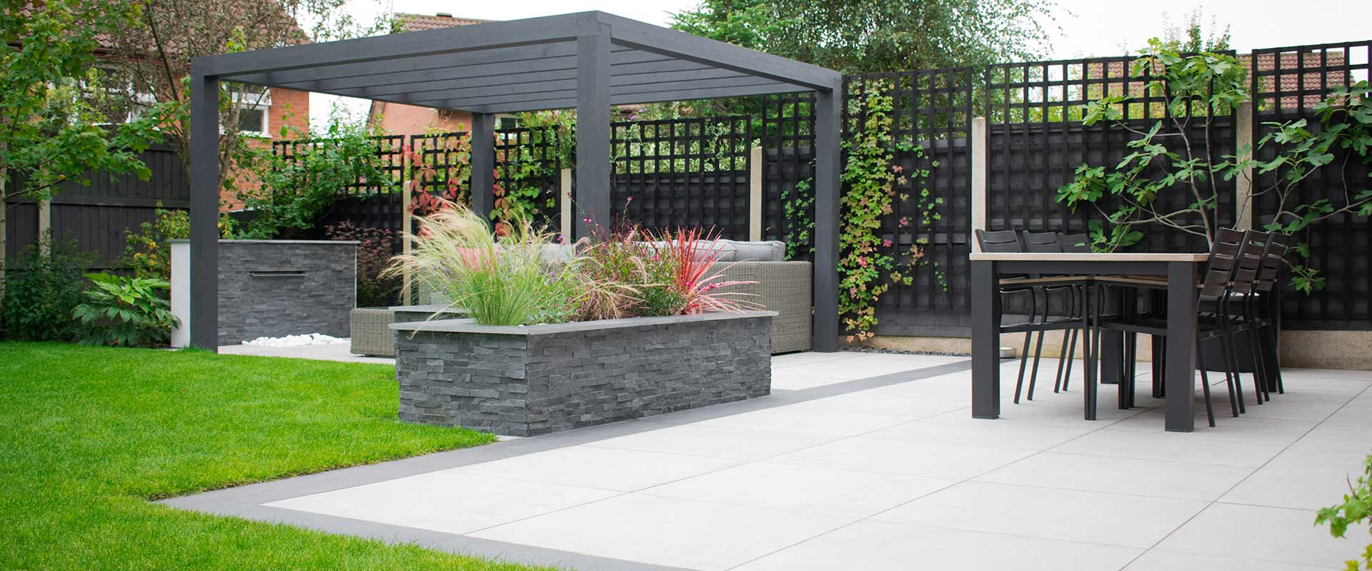 Urban Living Garden Project by Landscapia