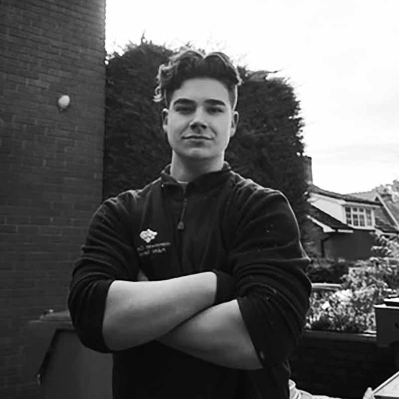 Chance Bamford - Landscape Apprentice