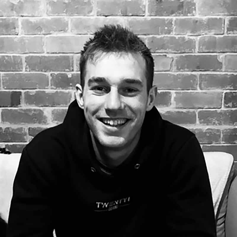 James Bamford - Landscape Team Leader