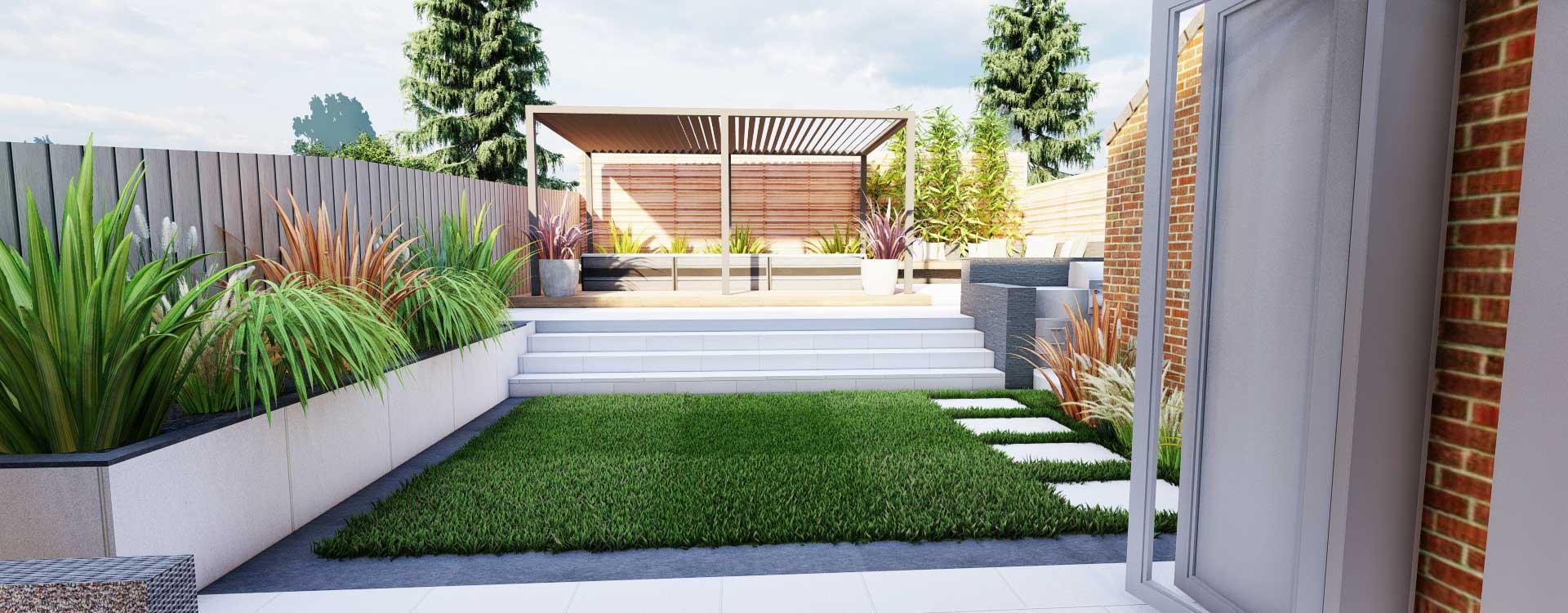 Garden Design by Landscapia